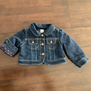 Essential 1969 Baby Gap Jean Jacket